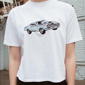 BRANDY MELVILLE CAR CROP
